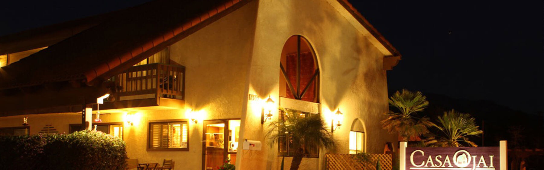 Casa Ojai At Night